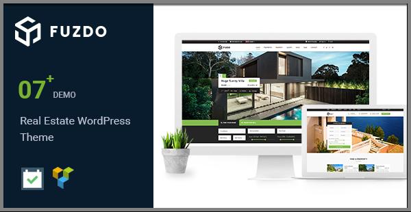 FUZDO – Real Estate WordPress Theme