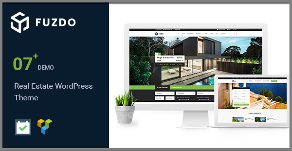 FUZDO – Real Estate WordPress Theme